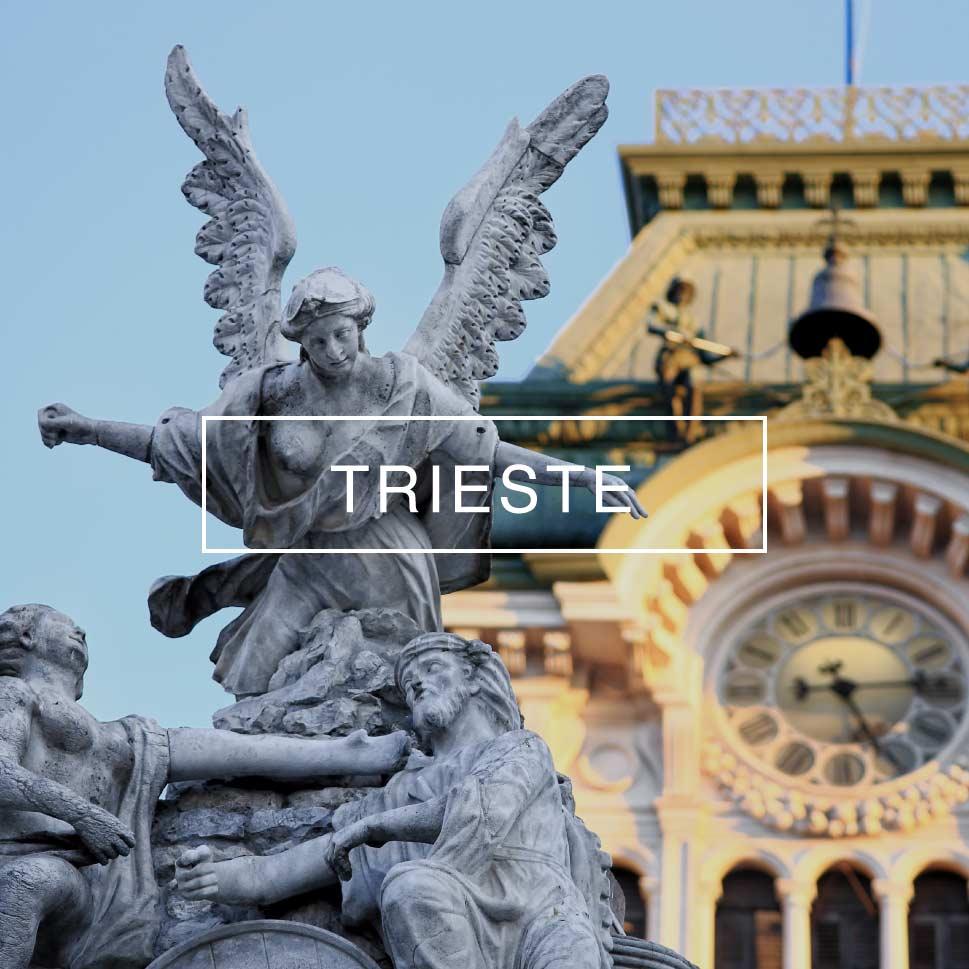 visitare Trieste e la sua cultura mitteleuropea