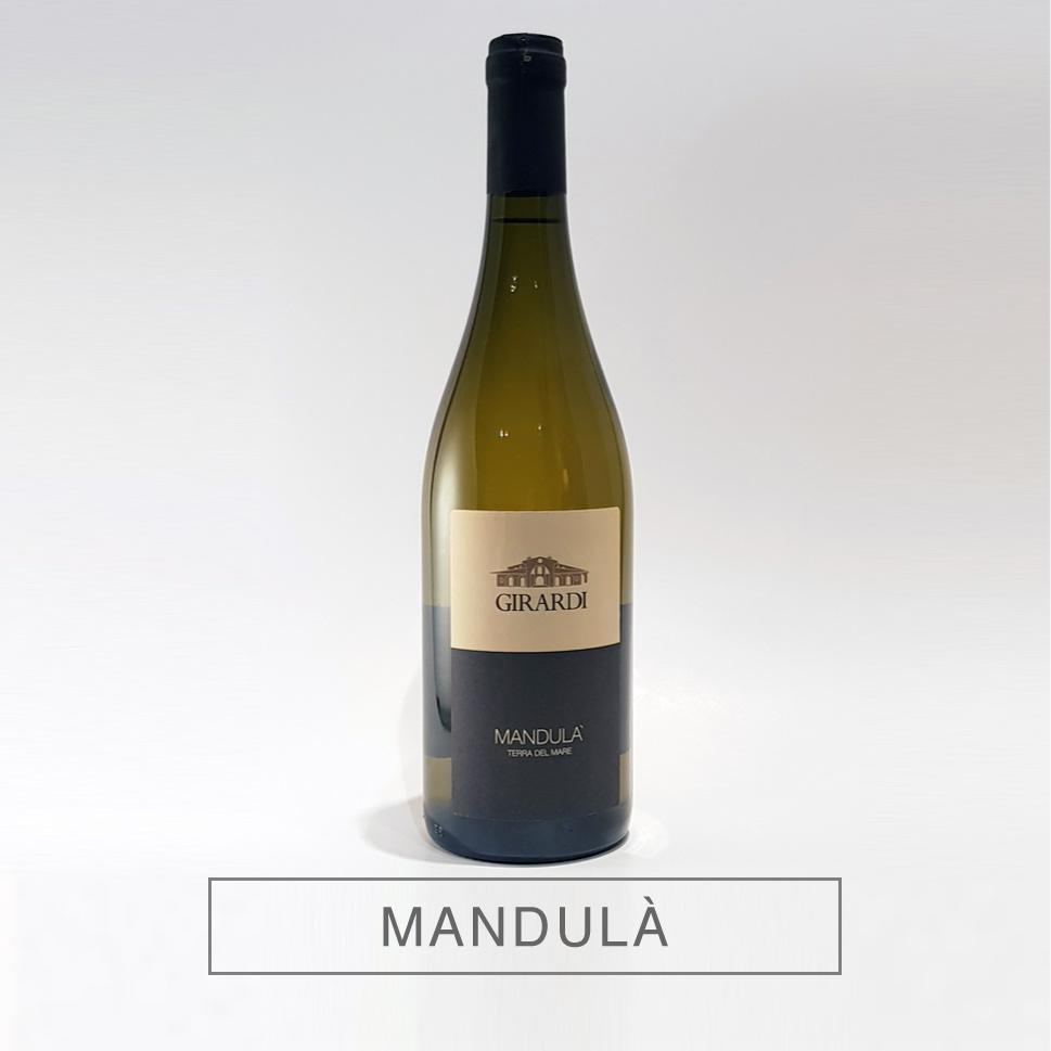 Trattoria-alla-buona-vite---mandula---vino-friulano